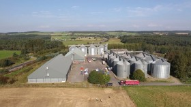 Highland Grain serving the local farming community