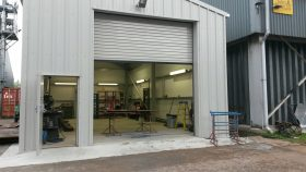 Highland Grain Plant Workshop, March 2016